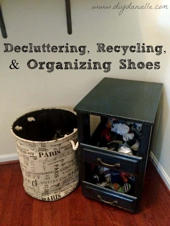 Shoe and Sock Organization