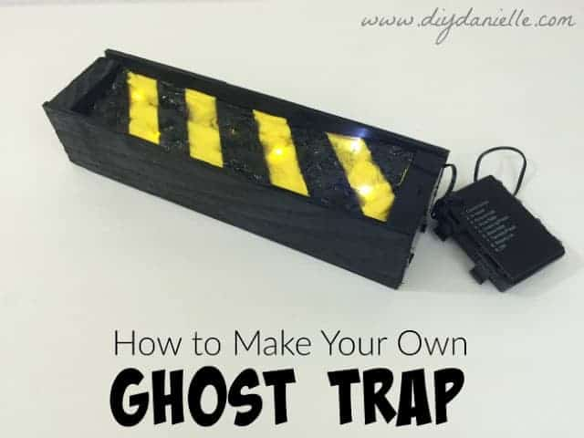 How to Build Your Own Ghostbuster's Inspired Muon or Ghost Trap.