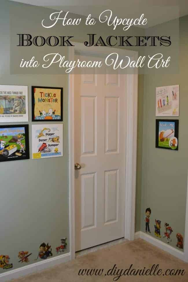 How to Make Affordable Wall Art for Kids