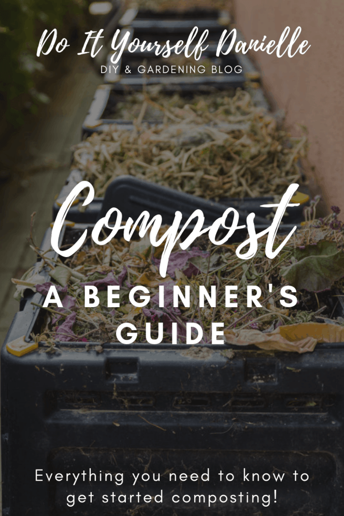 How to start composting at home. Learn why you should compost,, how to compost, and about the different types of composting.