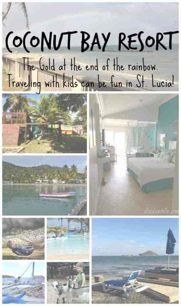 Coconut Bay Resort in St. Lucia for Families: A Review