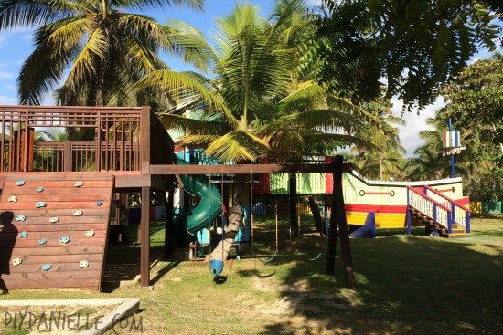 Coconut Bay Resort Play Ground