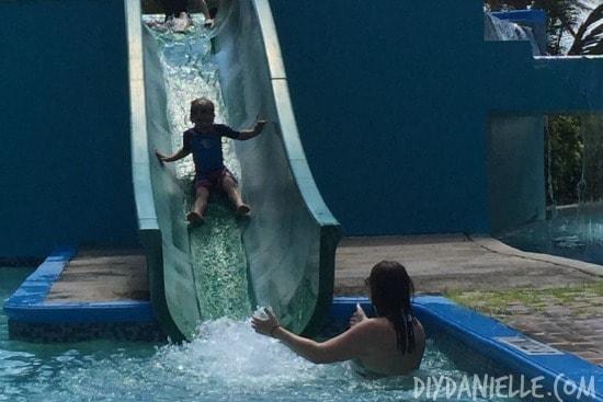 CBay Resort Slides