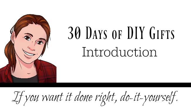 30 Days of Gift Tutorials
