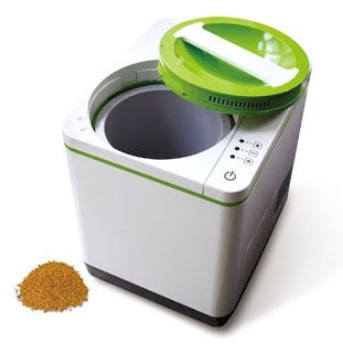 For those who can't compost outdoors, these indoor compost bins would be a nice gift.