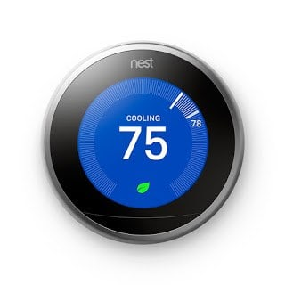 The Nest thermostat is a great gift that will help them save electricity and therefore money.