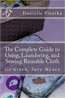 The Complete Guide to Using, Laundering, and Sewing Reusable Cloth is a good resource for someone who loves cloth.