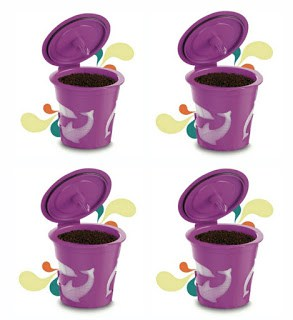 Another great stocking stuffer idea is reusable k-cups!