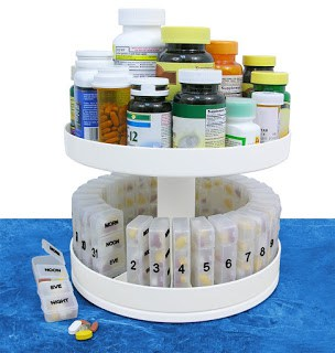 Need an affordable gift for someone who takes a lot of medicine or vitamins?
