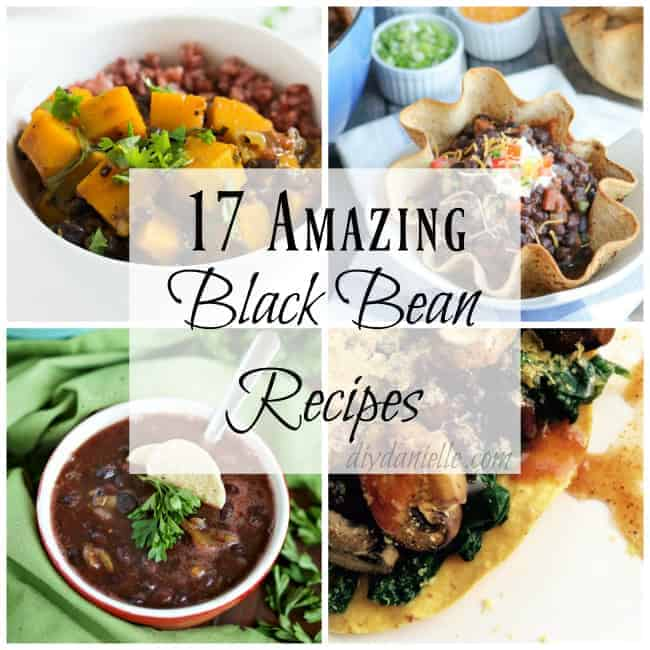 Try these awesome black bean recipes.