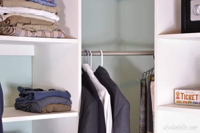 How to Build a DIY Closet System