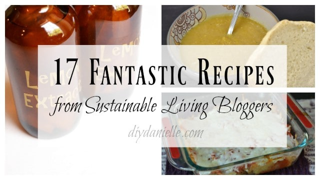 17 Recipes that use garden fresh ingredients