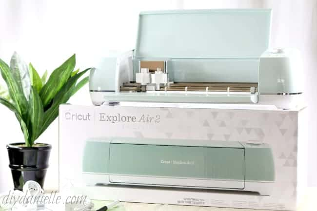 Getting started with the Cricut Air 2