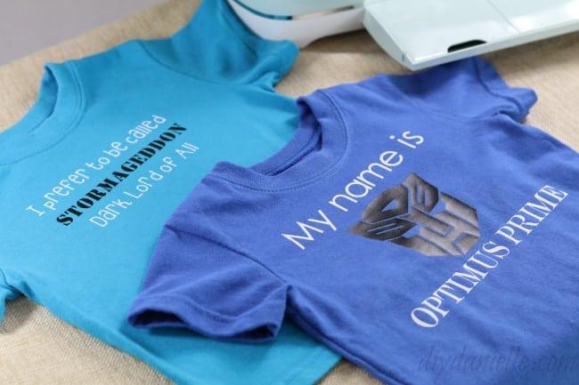 Geeky baby shirts