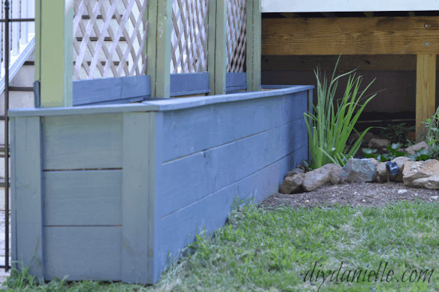 How to Build Simple Privacy Planters with Lattice