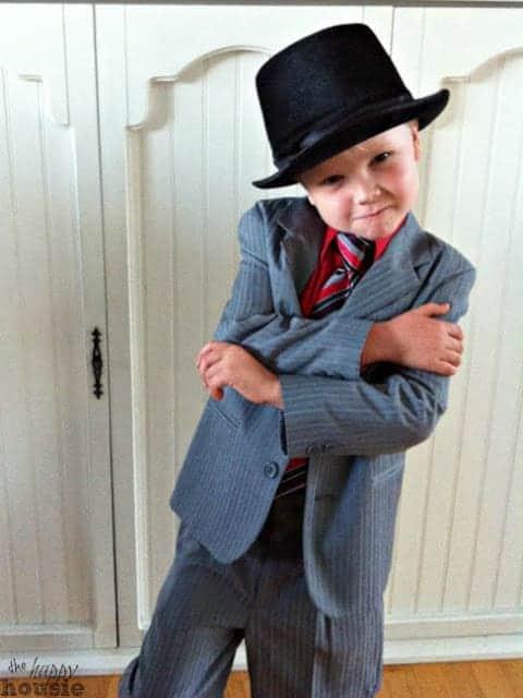 Spy Costume for Kids