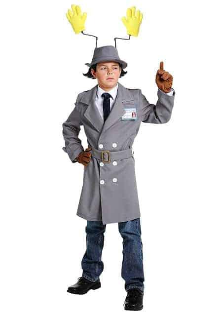 Inspector Gadget Costume