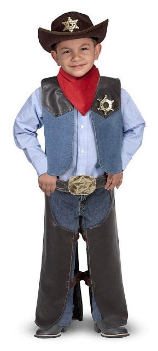Sheriff Costume for Kids
