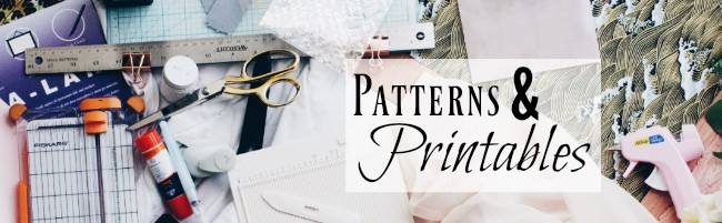 Patterns & Printables