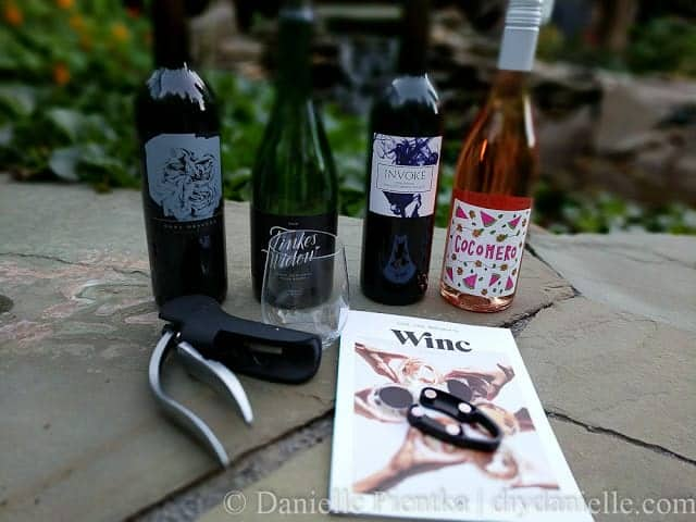 Wine delivery from Winc