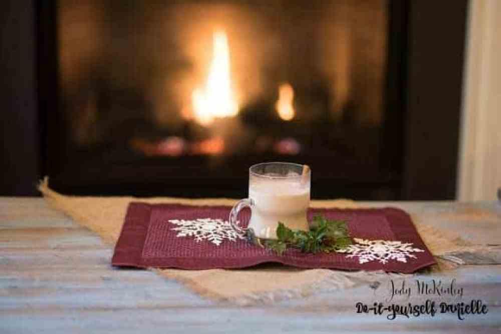 Easy Chai Rum Chata recipe.