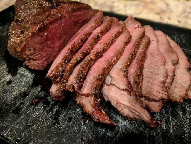 culotte steak with red wine sauce recipe diy danielle