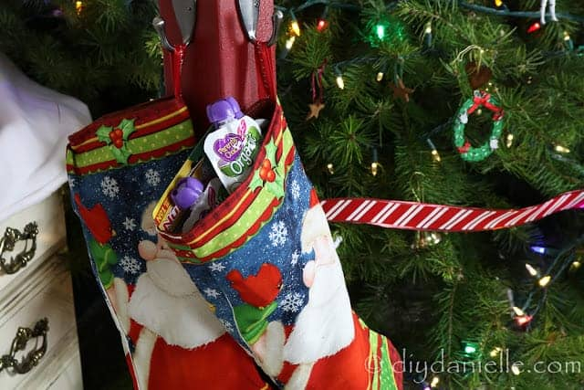 Stocking stuffing and gift ideas for babies.