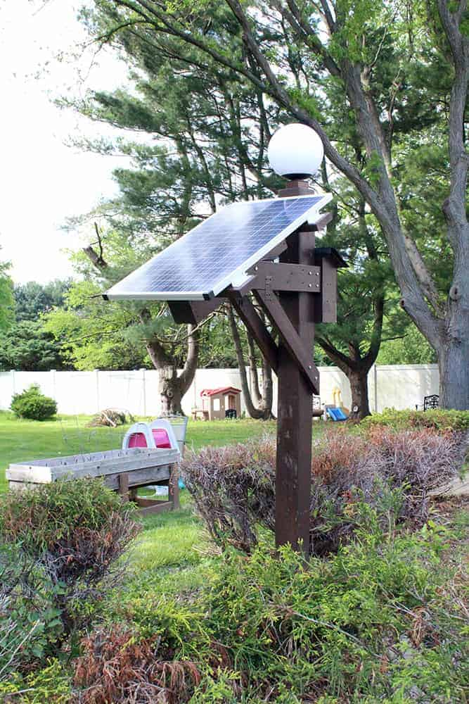 How to Make Solar Power Outdoor Lights – Just Measuring Up
