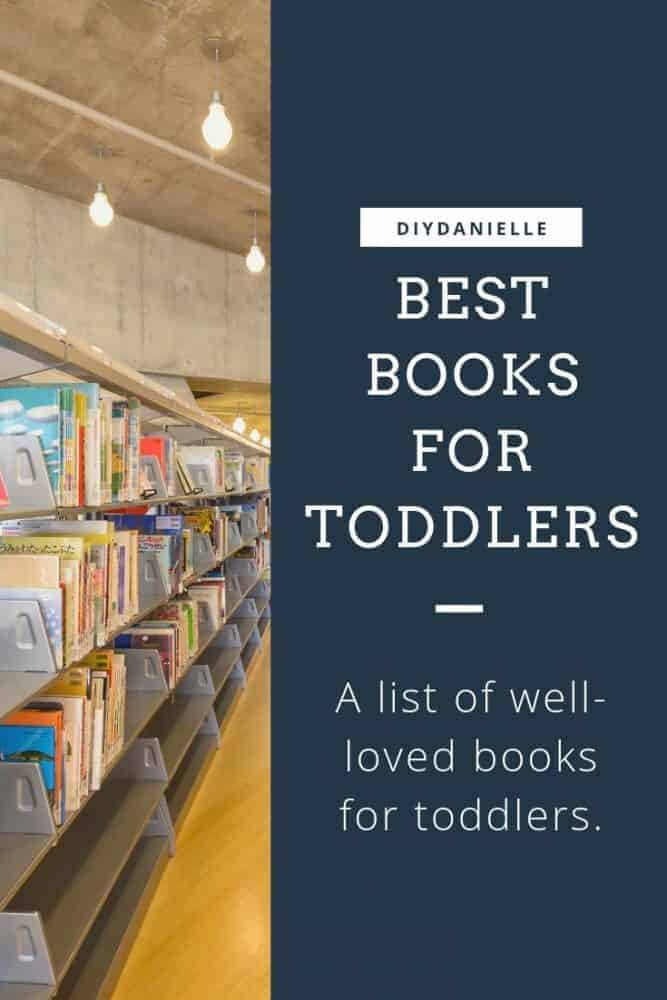 The best books for toddlers, age 2. These really work well for ages 0-5 as they're engaging and fun to read!
