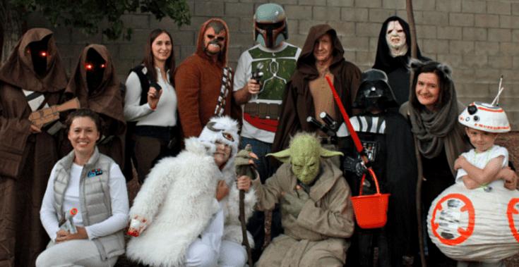 DIY Star Wars Costume Ideas