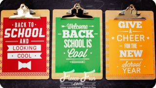Back to school Printable (FREE)