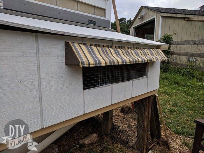 DIY Outdoor Guinea Pig House