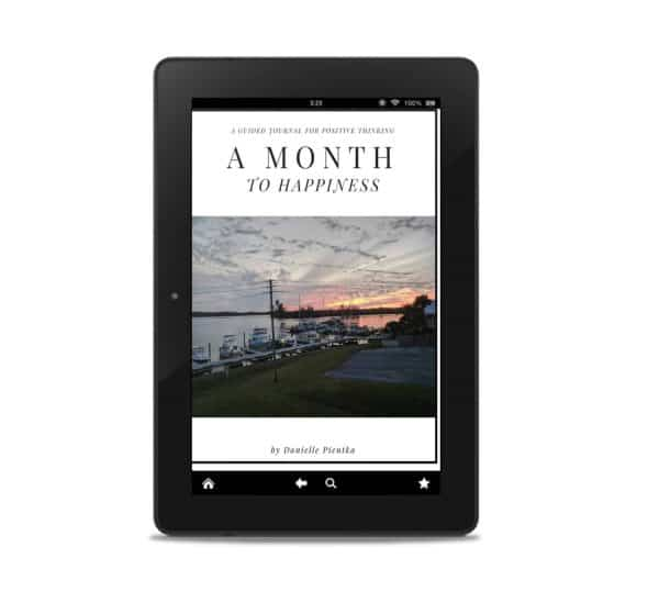 Month To Happiness eBook