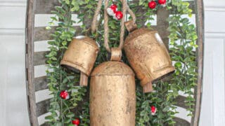 How to Create a Simple Christmas Wreath with Harmony Bells