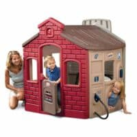 Little Tikes Town Playhouse, Features Market, Gas Station, and Sports Center - Walmart.com