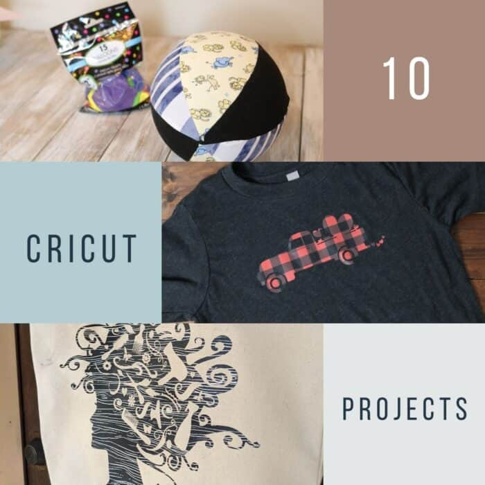 10 Cricut Project Ideas for the Maker