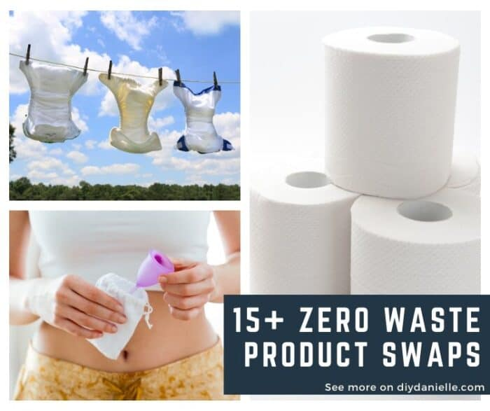 15+ products that you can swap out for zero waste living.