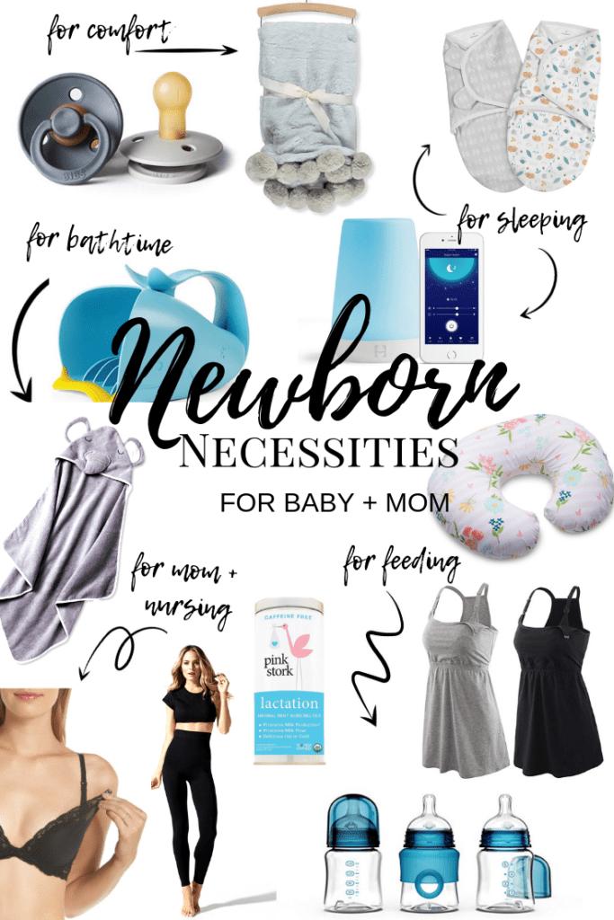 72e51aa99e3 Newborn Necessities for Baby and Mom - DIY Darlin'