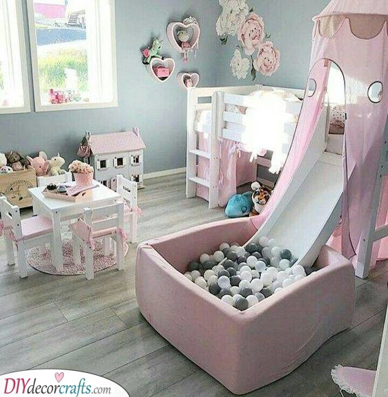toddler girl bedroom ideas on a budget