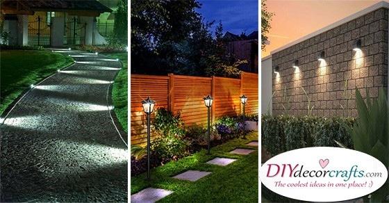 garden lighting ideas 20 backyard
