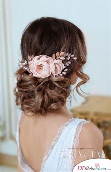 Hochzeitsfrisuren Fur Mittellanges Haar