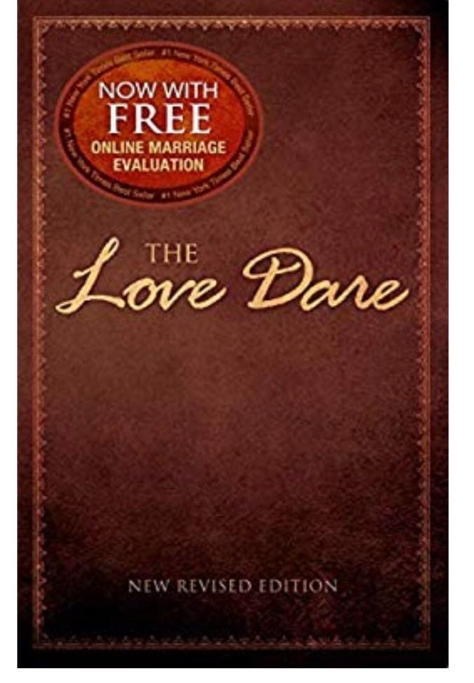 Relationship book- Love Dare