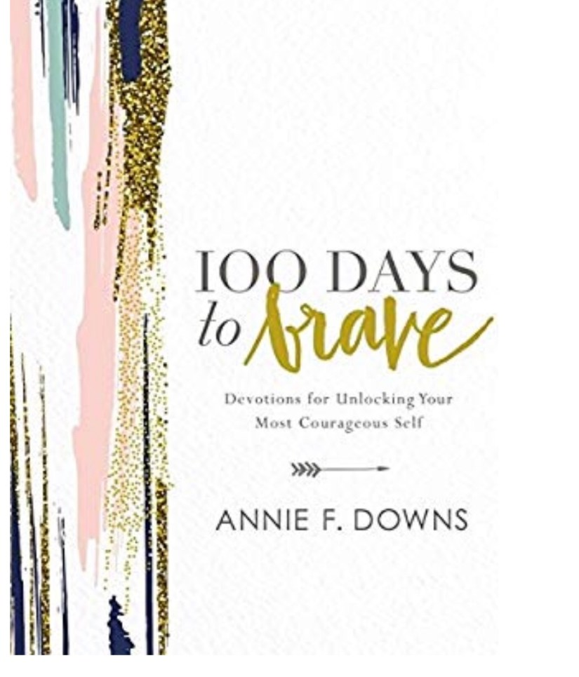Book Club: 100 Days to Brave