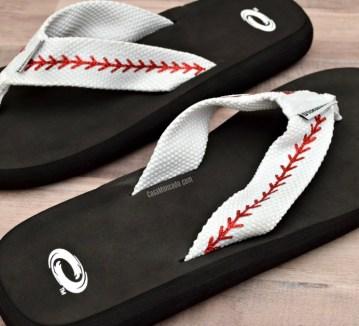 DIY sports sandals
