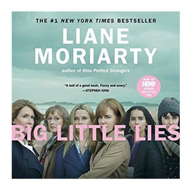 Audible Audio book: Big Little Lies, by Liane Moriarty