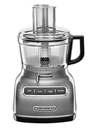 Kitchen tools: food processor