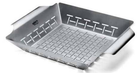 Kitchen Tools: Grill basket