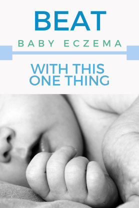 Treat Baby Eczema with One Product