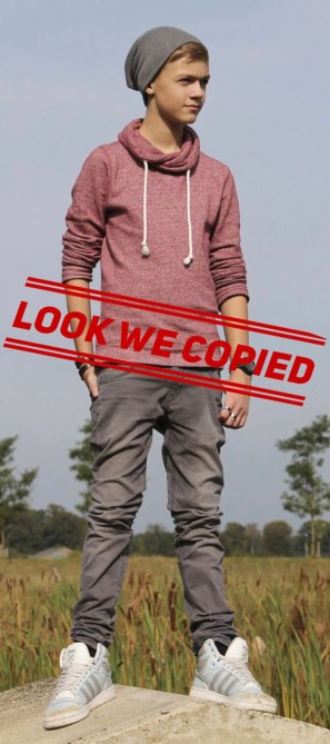 Teen boy outfits