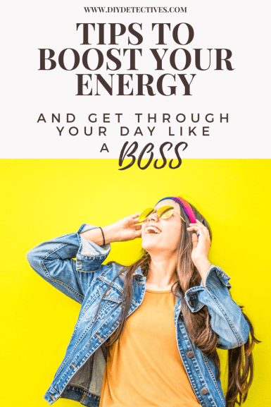 Tips to Boost Your Energy
